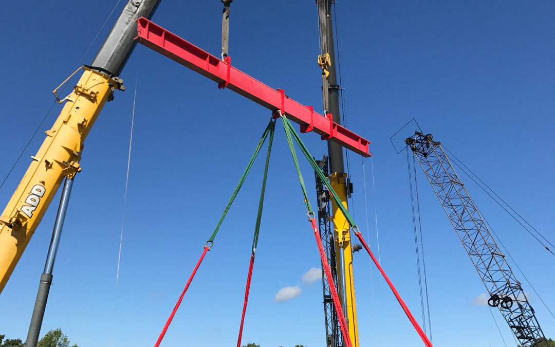 250,000 lb Lifting Device
